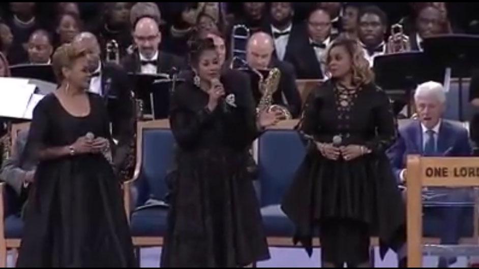 Aretha Franklin Performance